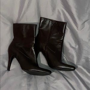 Nine West Ankle Boots/ Heels